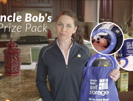 Uncle Bob's Self Storage – Address Your Mess Video