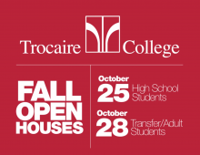 Trocaire College – My Success
